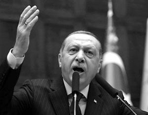 По словам Эрдогана, доходы от туристов из России достигли 4,5 млрд долларов