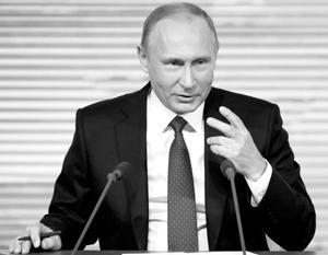 Путин: Украина ментально не так уж далека от Башкирии