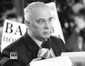 На пресс-конференцию Путина незаконно проник директор рыбокомбината