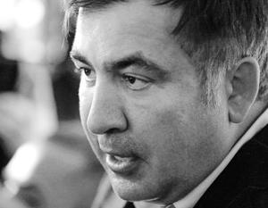 Саакашвили отреагировал на критику Путина