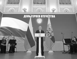Путин рассказал о значении разгрома террористов в Сирии