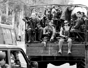 Жителя Белоруссии отправили в колонию за участие в ополчении ЛНР
