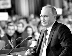 Политолог: За Путина будут голосовать даже представители несистемной оппозиции
