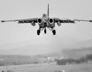 Минобороны опровергло сообщение США о перехвате российских штурмовиков в Сирии