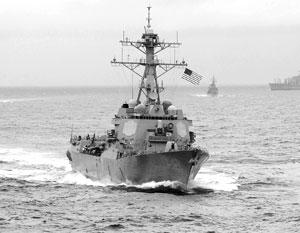 Боевые корабли США бороздят Южно-Китайское море – именно там ожидается «системное» столкновение двух держав