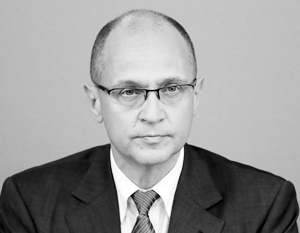 Кириенко назвал чушью сообщения о возможном назначении главой штаба Путина