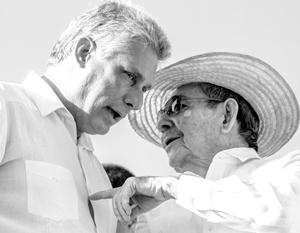 В мире: Уход Рауля Кастро поможет Кубе освободиться от американской блокады