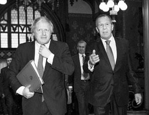 Джонсон объяснил, что сравнивал со Спартой не Россию, а СССР