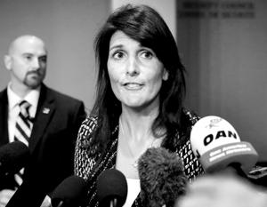 В мире: США пугают ООН лишением «щедрости американского народа»