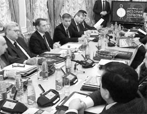 На итоговом заседании РИО призвали не делить общество на красных и белых