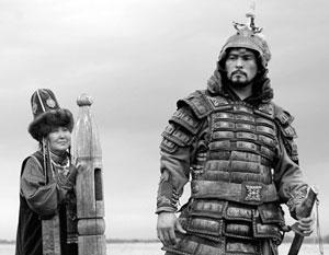 Один из наиболее громких проектов якутского кино – «Тайна Чингис Хаана»