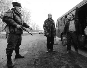 Украина должна была передать народным республикам 306 военнопленных, но без накладок не обошлось