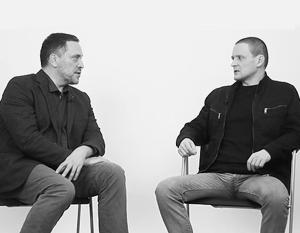 Удальцов рассказал Шевченко, почему левые выступают против Навального