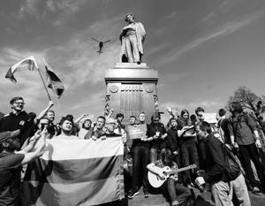 Названа наиболее вероятная цель митинга Навального