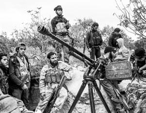 Боевики непримиримой сирийской оппозиции могут остаться без саудовской «крыши»