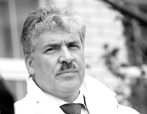 Директор «Совхоза имени Ленина» Павел Грудинин верит в социалистические лозунги