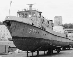 Состояние украинских кораблей сильно приблизилось к отметке «металлолом»