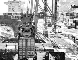 Портовое хозяйство России вызывает зависть у соседей