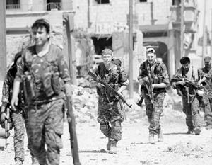В мире: США взялись строить на территории Сирии новое государство