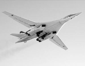 Минобороны рассказало о полете двух Ту-160 над Северным морем