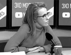 Собчак рассказала о своих политических амбициях