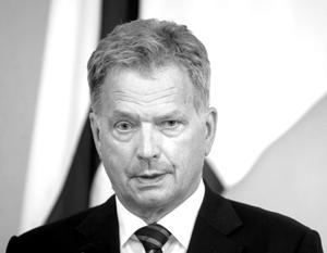 Ниинисте дал оценку отношениям России и Финляндии