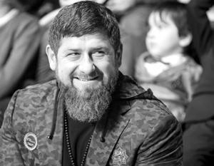 В Чечне назвали «пустышкой» запрет Кадырову посещать Литву