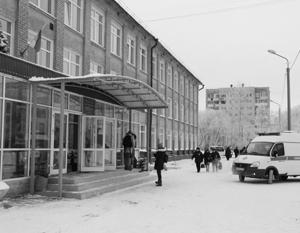 Пермскую школу временно закрыли после поножовщины