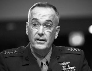 Американский генерал обеспокоился модернизацией ВС России