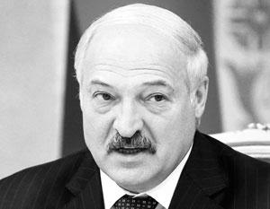 Лукашенко назвал Белоруссию донором безопасности