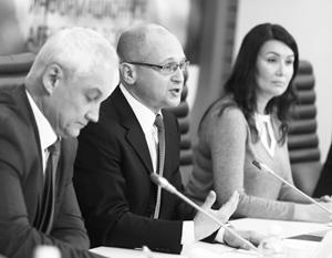 Сергей Кириенко: Высокого профессионала отличает то, что он готов делиться