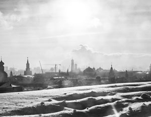 Гидрометцентр подсчитал, сколько минут светило солнце над Москвой в декабре