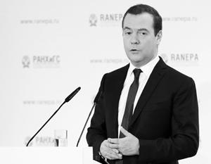 Медведев назвал ключевые профессии для будущего России