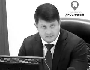 Мэра Ярославля сравнили с крестителем Руси