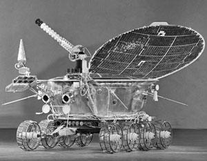 Впервые опубликован отчет о работе систем советского «Лунохода-2»