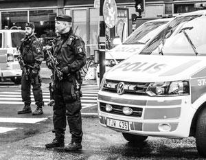 Арестован напавший на российское посольство в Швеции