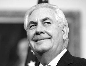 Тиллерсон выразил уверенность в единстве позиций США, России и Китая по КНДР