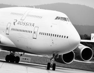 Самолет «России» не может вылететь из Мексики из-за действий властей страны