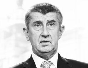 Чешский премьер объявил об отставке кабмина
