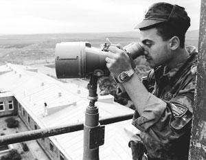В Армении захотели отказаться от российских пограничников