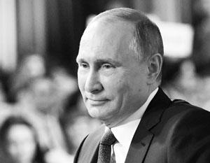 В Кремле оценили состояние здоровья Путина