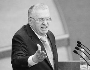 Жириновский нашел способ избежать нового «Колумбайна»
