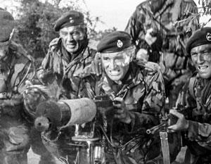 После выхода в 1978 году британского боевика «Дикие гуси» именно такая кличка закрепилась за наемниками, которые сражаются сугубо за деньги