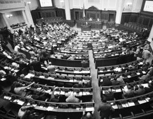 Рада не решилась разорвать дипотношения Украины с Россией