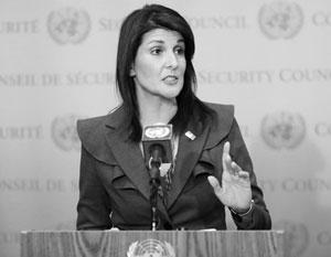 США назвали аргументы России по химатакам в Сирии непрофессиональными