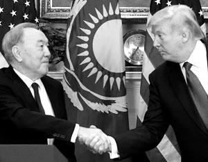 Казахстан и США договорились о сотрудничестве в космической сфере