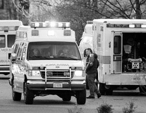 Американцы пожаловались на высокую стоимость вызова скорой помощи