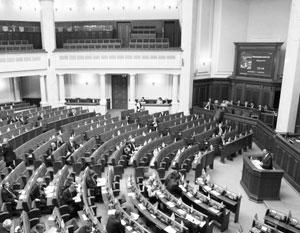 Рада приняла закон об оккупации Донбасса Россией
