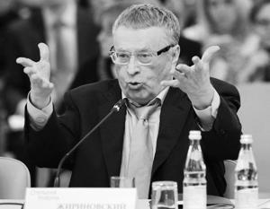 Жириновский пригласил американских хакеров помочь ему на выборах