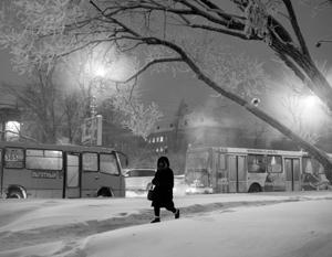 Школьницу во Владимире высадили из автобуса на мороз за носовое кровотечение